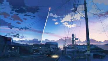 アニメ画像はシルエットに近かったので、ちょっと明るくしました。
